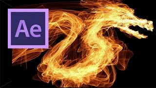 VideoFort | After Effects: Flame Logo Effect |